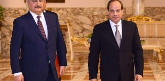 Egypt's Sisi committed to ridding Libya of militia, regional interference