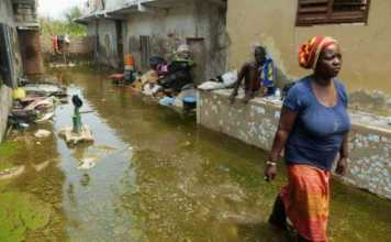 Unusually heavy rains in Senegal expose big gap in $1.4B flood plan