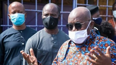 Ghana parliament shuts down over coronavirus outbreak