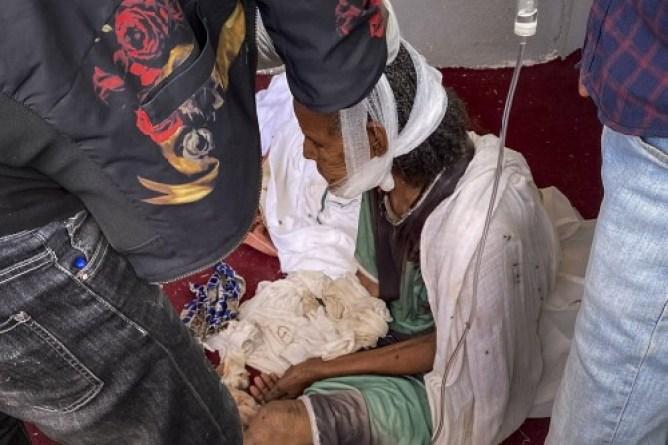 Eritrea throws shade on Aksum massacre accusations
