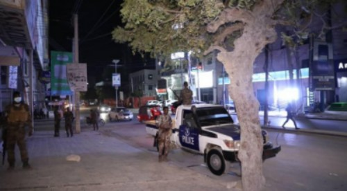 Somali security forces fire on protest over delayed election