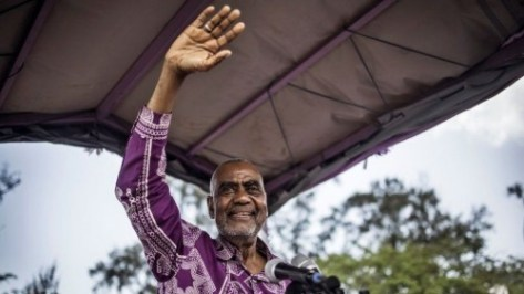 Tanzania's Zanzibar vice-president dies after getting Covid