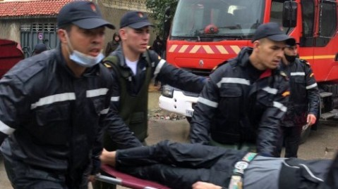 24 people electrocuted in flooded textile factory in Morocco