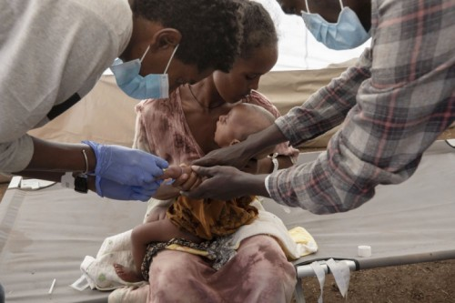 UN say situation in Ethiopia's Tigray now extremely alarming