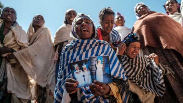 Eritrean soldiers still killing civilians in Tigray region
