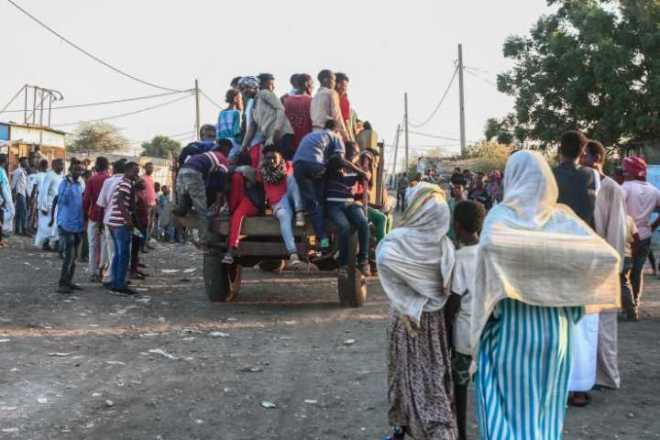 200 may have been in Ethiopia as Amhara clashes rages