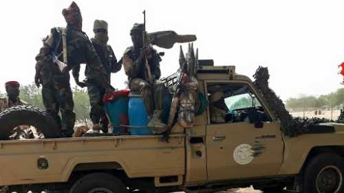 Chad says army killed 300 rebels fighters