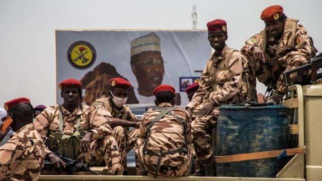 Chad protesters clash with military, 2 dead, scores injured