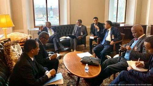 Egypt say no progress on Nile dam talks with Ethiopia, Sudan
