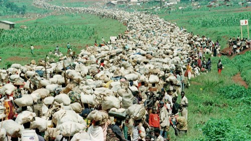 France role during Rwanda '94 genocide a monumental failure
