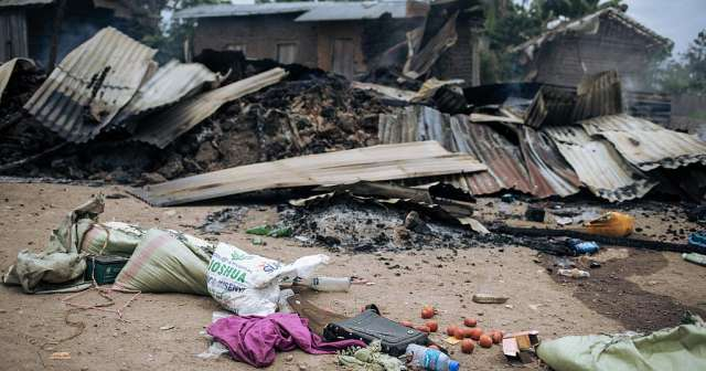 50 persons killed in overnight attack in East DR Congo
