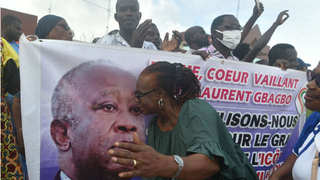 Ex-Ivorian leader Gbagbo slams ICC as biased and unserious