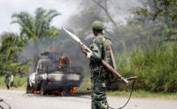 Nearly a score killed in road ambush by Islamist militants in east DR Congo