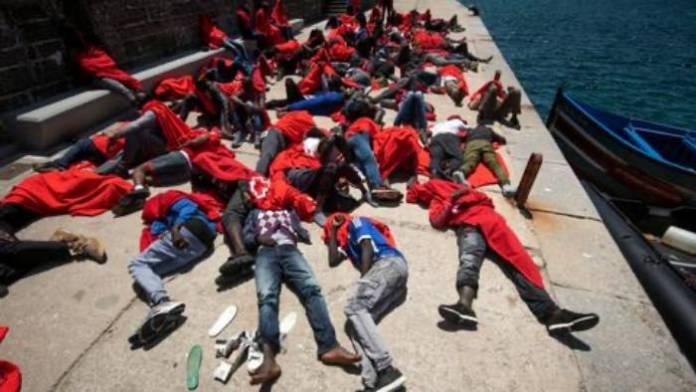 Seventeen migrants drown, 166 rescued off Tunisian coast