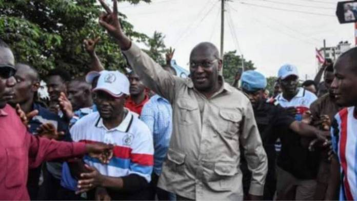 Tanzania opposition accuses police of intimidation