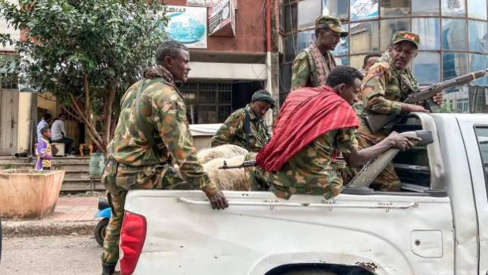 Tigray forces pushing south, takes more towns from Ethiopian forces