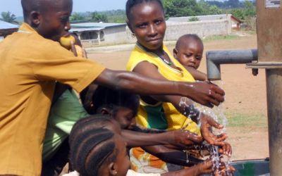 Water is Life…. Bringing Clean Water to Sierra Leone