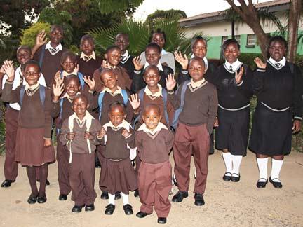 Amali School Zambia