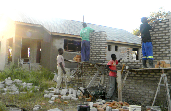 Shinga Village to Provide Loving Home for Orphans of Zimbabwe
