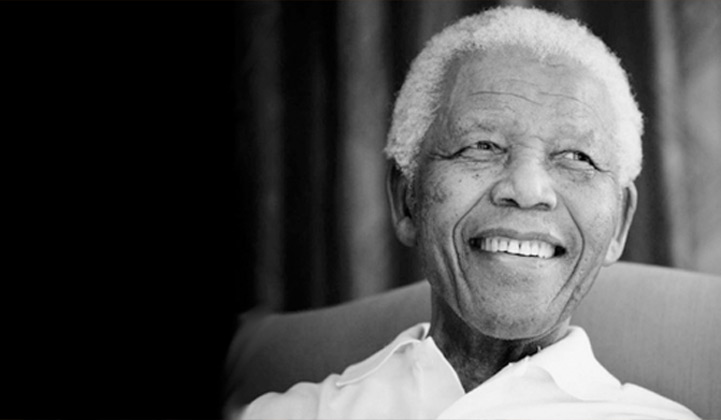You are Invited to Honor the Legacy of Nelson Mandela