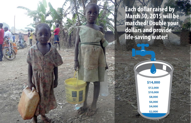Help Us Provide Life-Saving Water to Sierra Leone