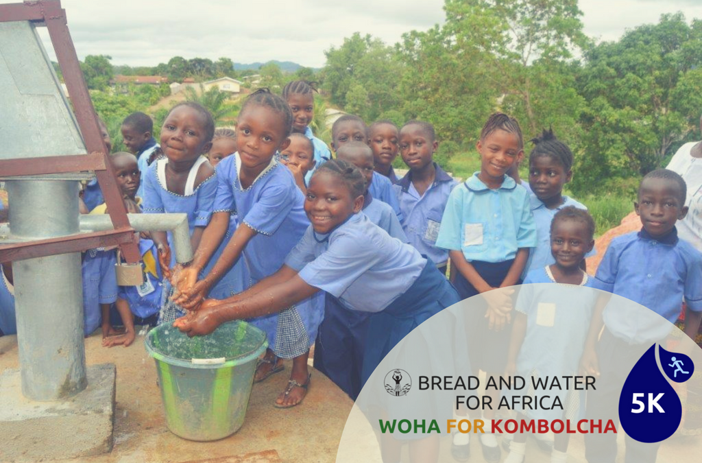 """Woha (Water) for Kombolcha"" 5K Run/Walk!"