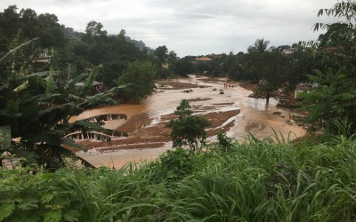 The Disaster and the Aftermath – Sierra Leone Update