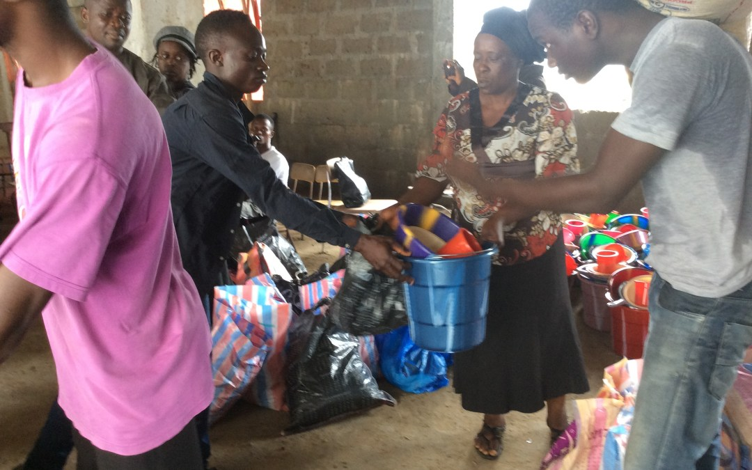 Stories from Sierra Leone – Some of those you've helped