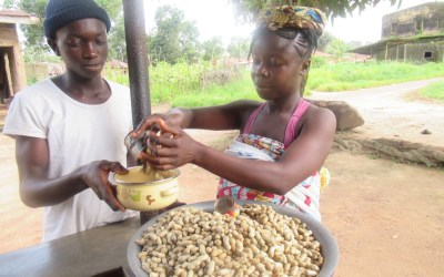 Every Day is World Food Day at Bread and Water for Africa®