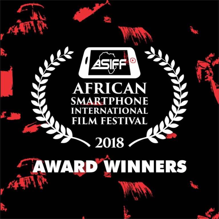 African Smartphone International Film Festival 2018 Award Winners