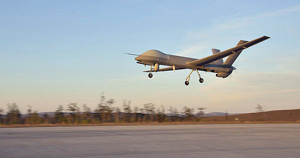military drone africans on china