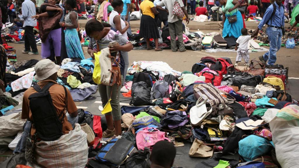 used clothing market in rwanda