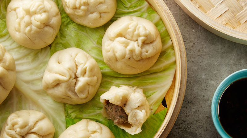 chinese steamed dumplings africans on china