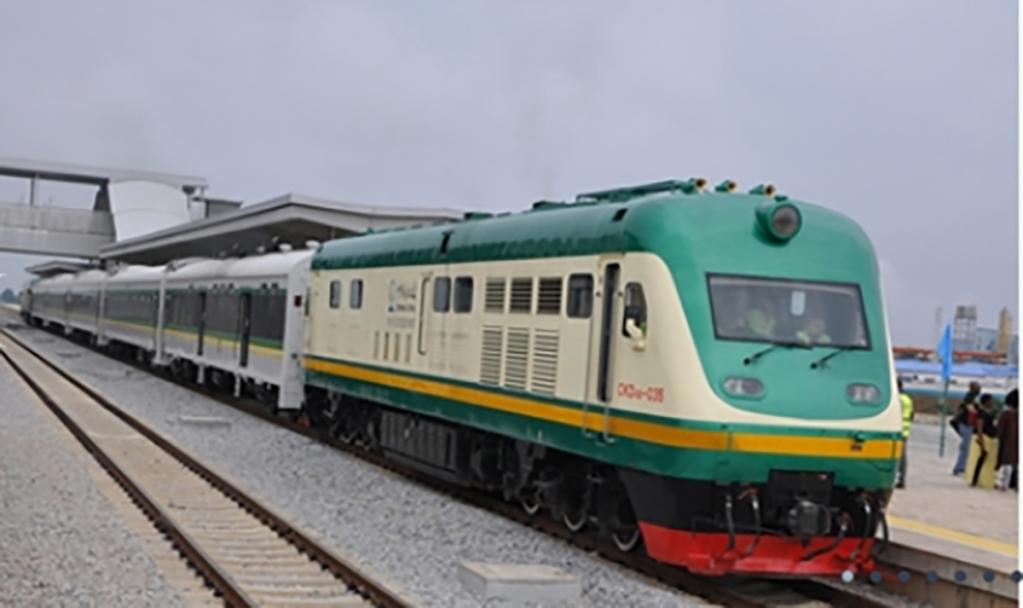 railway in nigeria