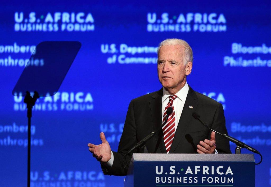 Biden USA Africa China