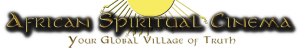 African Spiritual Logo Graphic