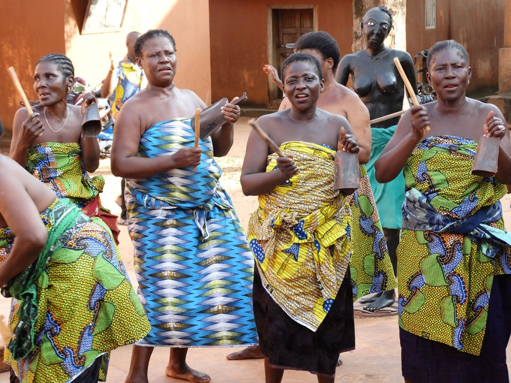 Togo/Benin dance and music