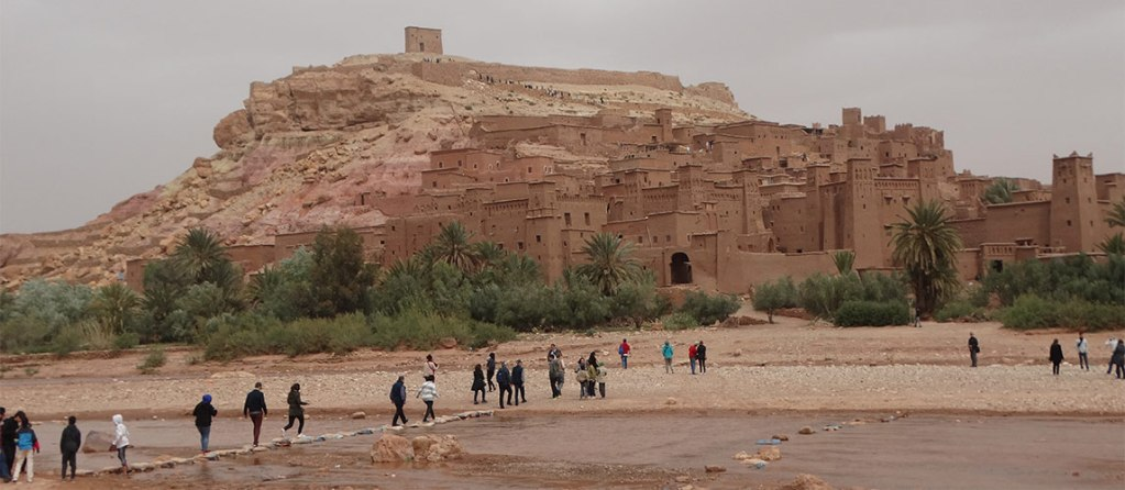 morocco historic sites
