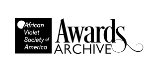 Graphic Design for Awards Archives