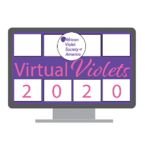 2020 Virtual Violet Lapel Pin