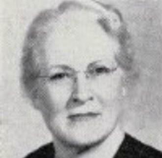 1954 1955 Mrs E.G. Ada Magill
