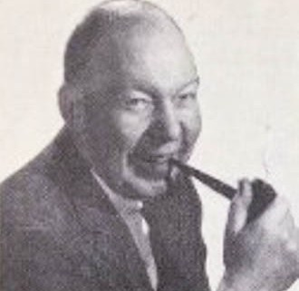 1964 1966 Frank A Burton