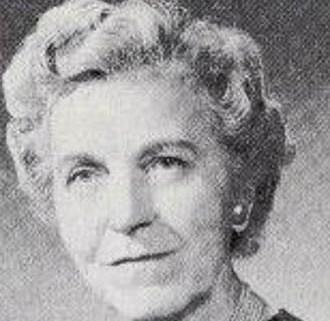 1976 1978 Mrs EA Melva Nelson