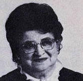 1985 1987 Mrs Anne Tinari