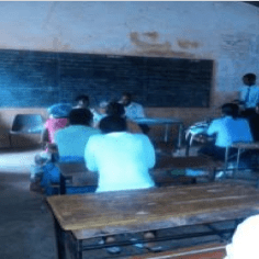 Malawi School Needing New  Facility