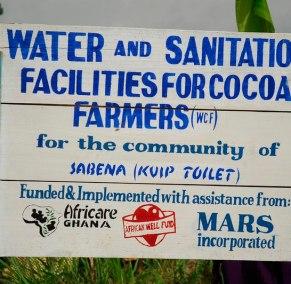 ghana cocoa farmers sign