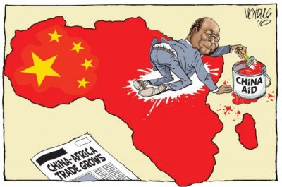China takes over