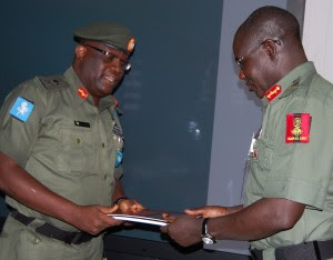 2015 Nigeria's Election: Army Panel On Misconduct Of Officers Submits Report