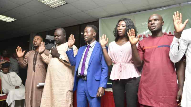 National Youth Council of Nigeria Elects New Executive Officers, … Nihi Replaces Ugochinyere as President