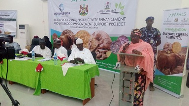Kaduna Inaugurates Grievance Redress Committee On World Bank Assisted Project